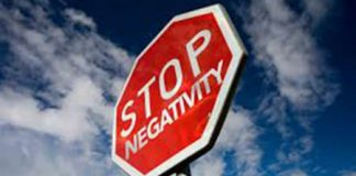 dependenta de negativism