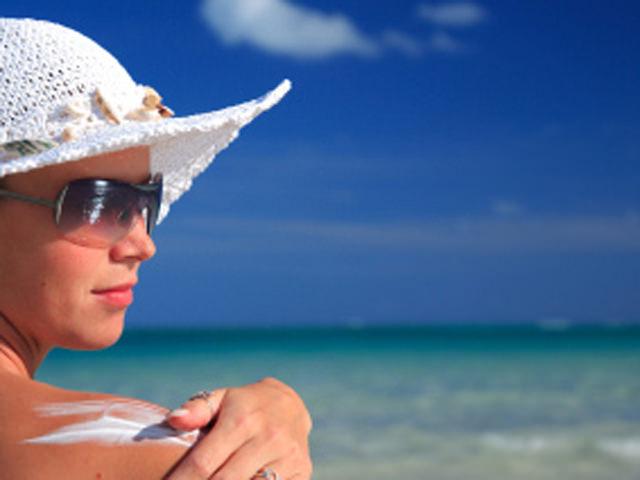 efectul razelor solare asupra pielii