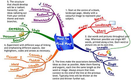 Mind Mapping Descopera Potentialul Ascuns In Creierul Tau