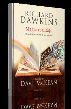 magia realitatii Richard Dawkins