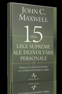 cele 15 legi ale dezvoltarii personale