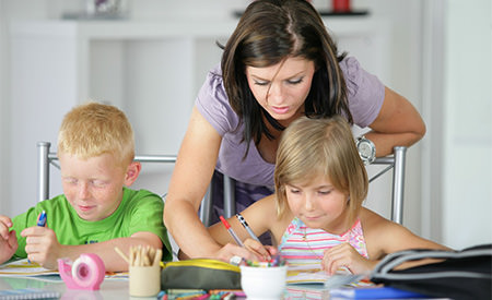 parintii, copiii si educatia