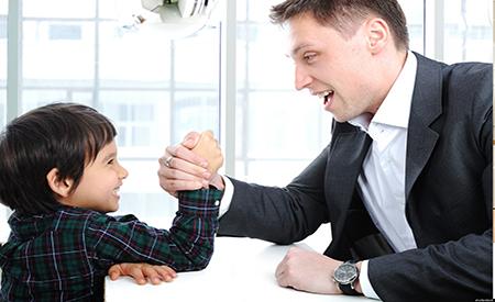 copii contra parinti conflict incipient si lupta de putere in parenting