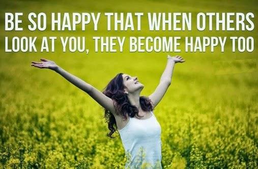 statusuri de fericire