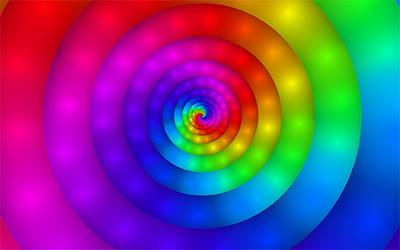 culorile si relaxarea cromatica