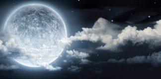 luna plina in rac