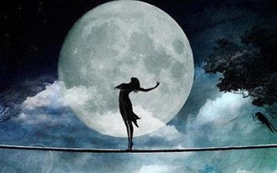 luna plina in fecioara