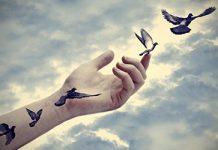 letting go paradoxul renuntarii