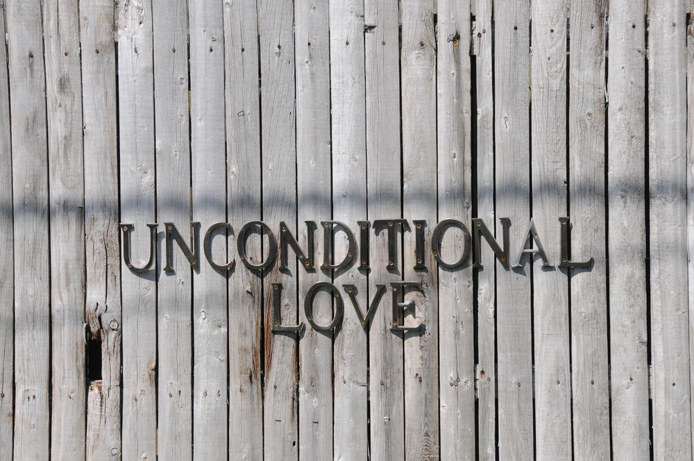 iubirea neconditionata nu inseamna acceptare neconditionata a orice