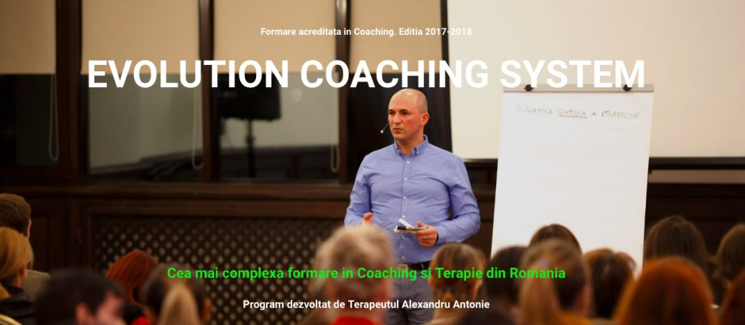 program de coaching si terapie