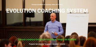 program de coaching si terapie