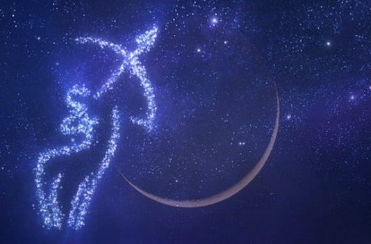 Luna Nouă în Săgetător 18 Decembrie Expansiune a Ființei