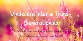 tabara vindecare transgenerationala