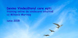 Devino Vindecătorul care ești training online de vindecare intuitivă